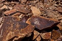 Rock Texture Burgandy
