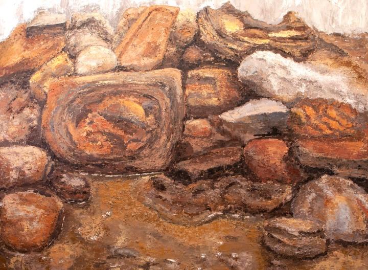 Portrait of Rocks